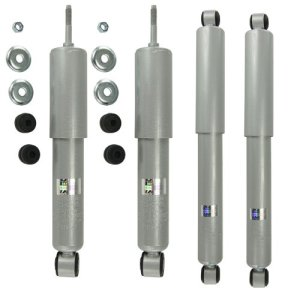 100041 - SENSEN Shocks Struts, Full Set, 4 Pieces, Lifetime Warranty