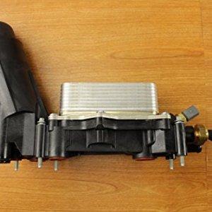 Chrysler Dodge Jeep Wrangler Oil Filter Housing Adapter Mopar OEM