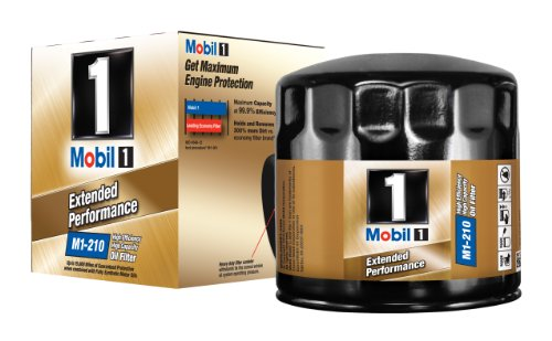 Mobil 1 M1-210 Extended Performance Oil Filter (Pack of 2)
