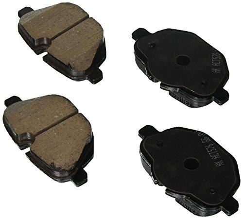 EURO EUR1473 Akebono EURO Ultra Premium Ceramic Disc Brake Pad Kit