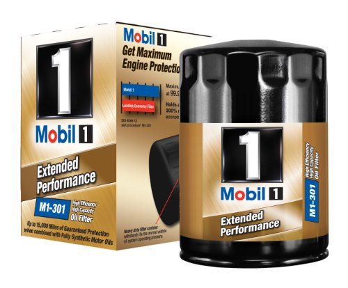 Mobil 1 M1-301 Extended Performance Oil Filter (Pack of 2)