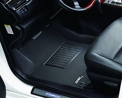 3D MAXpider Front Row Custom Fit Floor Mat for Select Hyundai Sonata Models