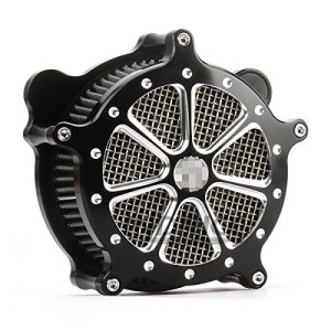 Motor Deep Cut Air Cleaner harley street glide air Intake Filter