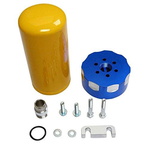 Diesel Coolant Filtration System CAT Filter Adapter Kit