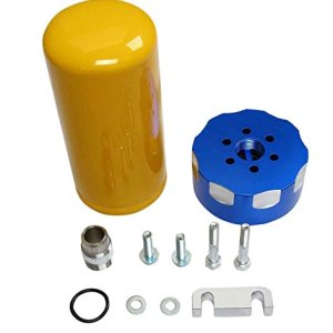Diesel Coolant Filtration System CAT Filter Adapter Kit