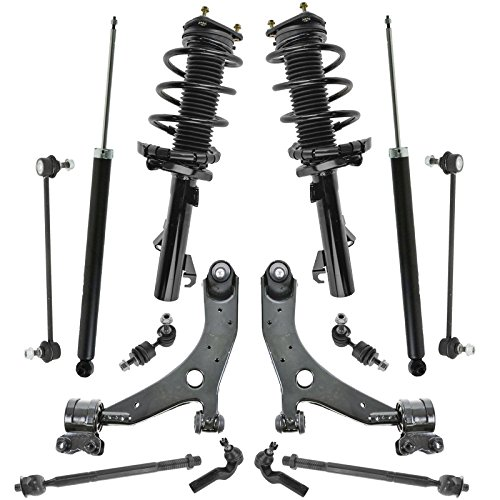 Steering & Suspension Front & Rear Kit for 04-10 Mazda 3 5
