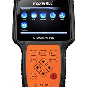 FOXWELL Car Diagnostic Tool Transmission Engine ABS Airbag EPB Tool