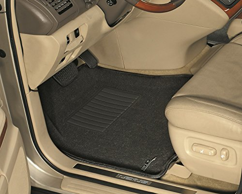 3D MAXpider Front Row Custom Fit Floor Mat for Select Ford Fusion Models