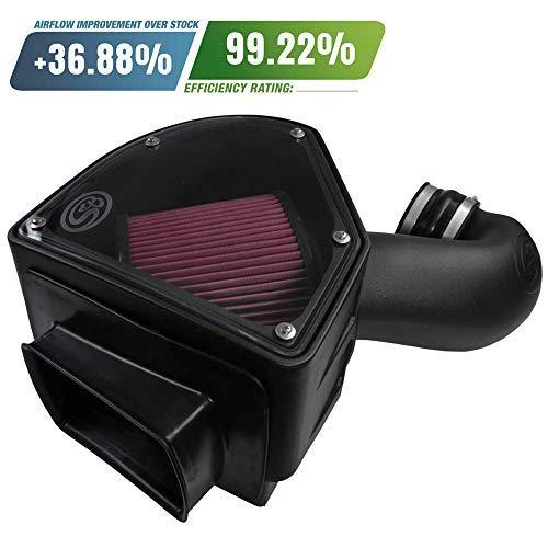 S&B Filters 75-5090 Cold Air Intake for 1994-2002 Dodge Ram Cummins 5.9L