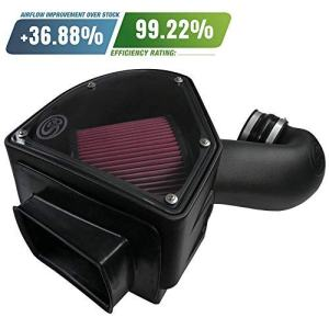S&B Filters 75-5090 Cold Air Intake for 1994-2002 Dodge Ram Cummins 5.9L