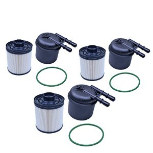 FLYPIG FD4615 Fuel Filters For Ford F250 F350 F450 F550 2011-2016 6.7 Liter Powerstroke