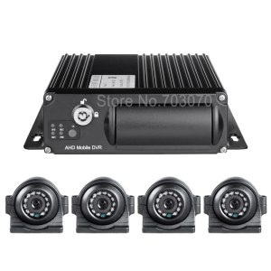 Night Vision IR 2.0MP AHD Car Camera +1080 4G