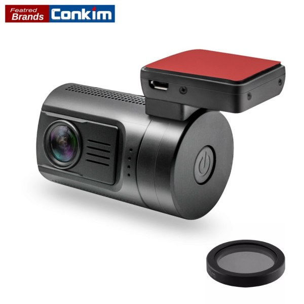 A7 Super HD 1296P Car DVR GPS Auto