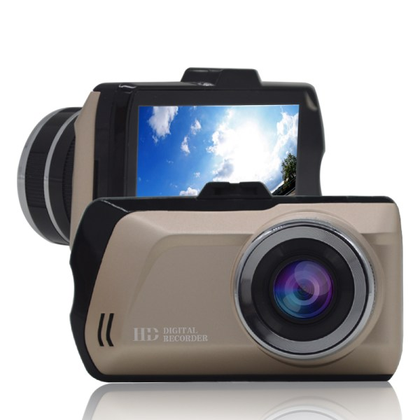 170 Degree Wide Angle HD 1080P Car Camera