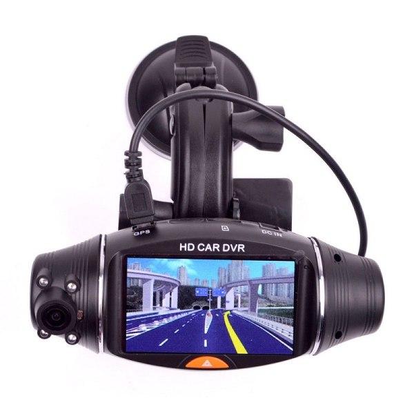 """Car DVR Camera 2.7"""" LCD Dash Cam G-sensor"""