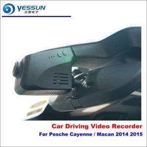 Dash Cam For Porsche Cayenne, Macan 2014-2015