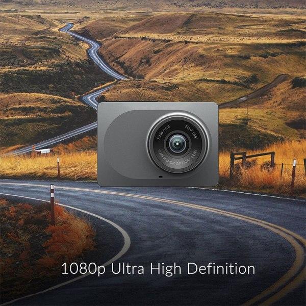 """Dash Camera 2.7"""" Screen Full HD 1080P60fps 165 degree"""