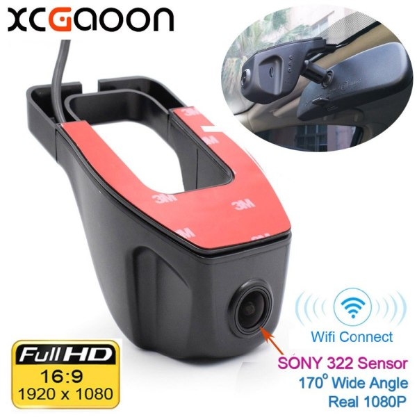 DVR Video Recorder Camcorder Dash Camera 1080P