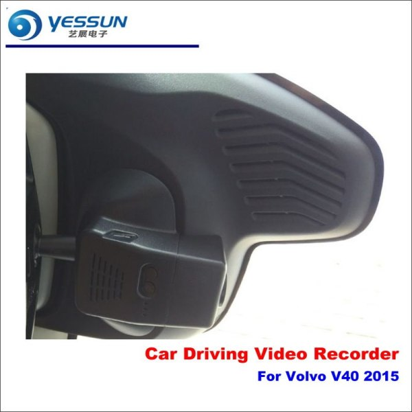 Dash CAM For Volvo V40 Front Camera