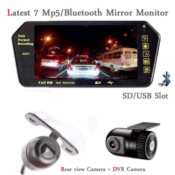 Car DVR Camera Dash Cam Video Input Auto Parktronic