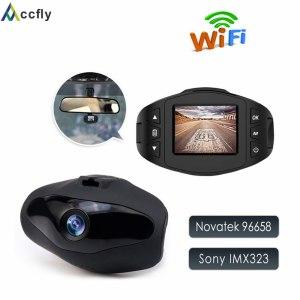 Accfly mini Car Dash Cam Camera dashcam DVR WIFI Car video