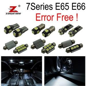 Interior dome Lights Kit for BMW 7 series E65 E66 745i