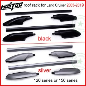 Roof bar rail roof rack for Toyota Land Cruiser 120 or 150