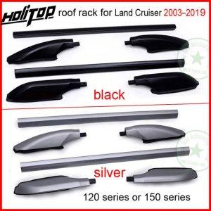 Roof bar rail roof rack for Toyota Land Cruiser 120 or 150