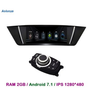 Aoluoya RAM 2GB 2 din Android 7.1 Car DVD Player For BMW