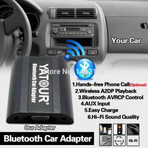 Bluetooth Car Adapter Digital Music CD Changer For BMW M3 M5