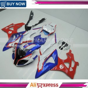 Motorrad Italia Fairings for BMW Year 11-14 2011 2012 2014 ABS Motorcycle