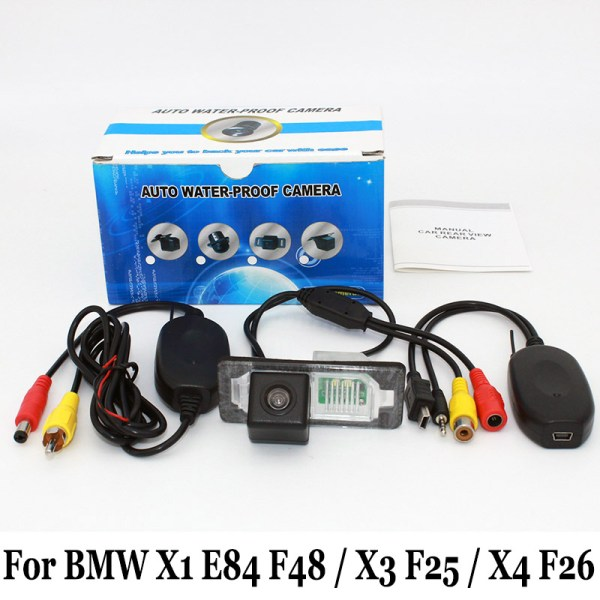 Car Parking Camera For BMW X1 E84 F48 / X3 F25 / X4 F26