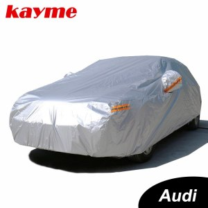 Rain protection car cover auto suv protective for audi
