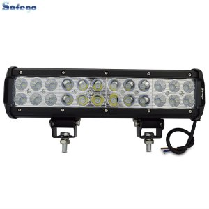 72w Led Light Bar IP67 Combo Beam LED Work Light Bar