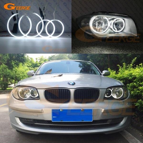 Angel Eyes kit For BMW 1 Series E81 E82 E87 E88 Halogen