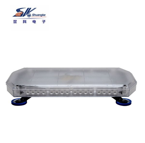 56 LED Extreme Linear Emergency LED Light Bar 24''
