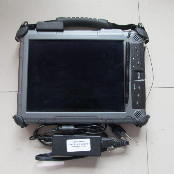 New Arrival Auto Diagnostic Computer Xplore ix104 C5 tablet (4g,i7) 240GB