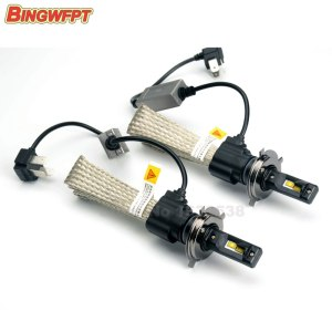 LED H4 9003 HB2 Car Headlight 30W 3200LM 6500K 5500k Hi/Lo Beam