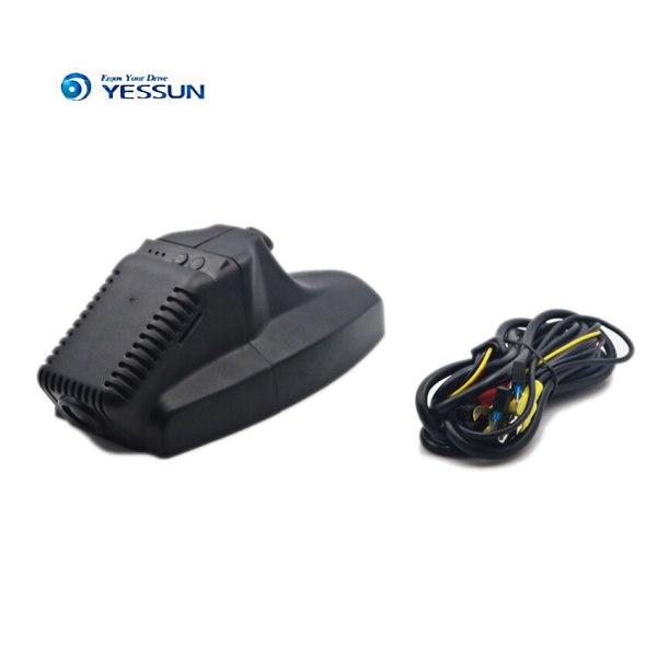 YESSUN for BMW X3 2012~2014 Driving Recorder APP Control Car wifi DVR Novatek 96658 Car Dash Cam Front camera Video Recorder