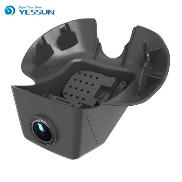 YESSUN for Volvo V40 P1 2016 Car Driving Video Recorder DVR Mini Wifi Camera FHD 1080P Dash Cam Original Style