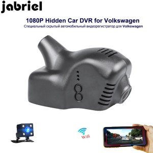 Jabriel wifi hidden dash camera 1080P car driving recorder car dvr vehicle camera for 2014-2016 Volkswagen POLO PASSAT BORA GOLF
