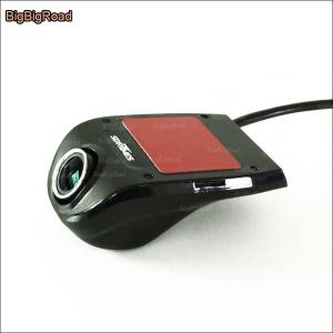 BigBigRoad For mercedes benz C200 E200 GLA GLK GLK series Car wifi mini DVR Video Recorder Dash Cam Novatek 96655