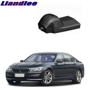 Liandlee For BMW 7 F01 F02 2008~2016 Car Road Record WiFi DVR Dash Camera Driving Video Recorder