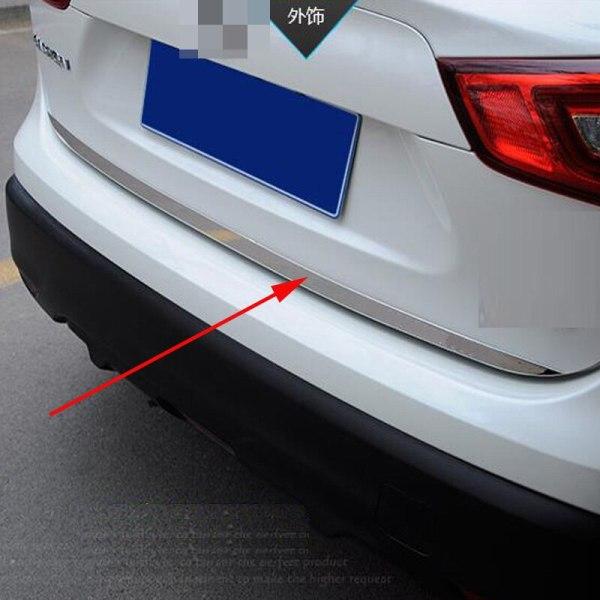 Nissan Qashqai j11 2018 2019 Tailgate trim