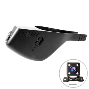 WiFi APP Car DVR Camera For VW Passat B8 CC Bora Sagitar Touran New Tiguan L golf Skoda KODIAQ Dual Video Recorder Dash Cam