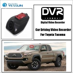 YESSUN for Toyota Tacoma Car Driving Video Recorder DVR Mini Control APP Wifi Camera Novatek 96658 Registrator Dash Cam