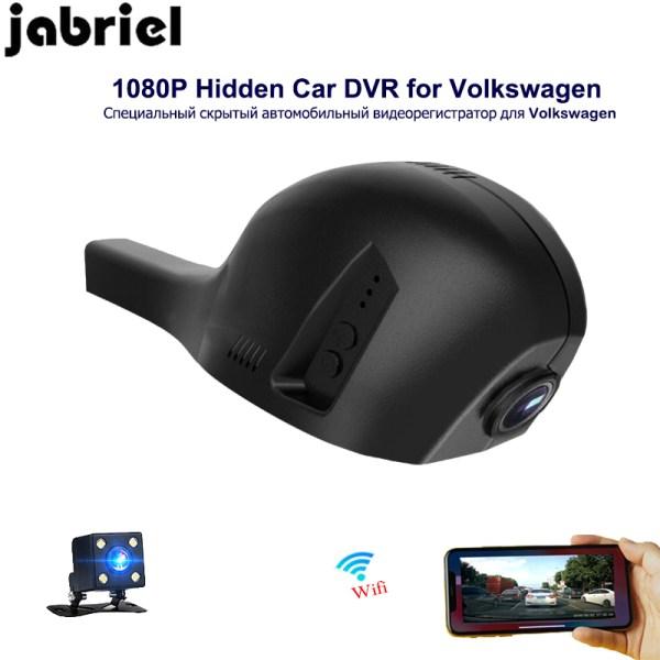 DVR camera dual lens for 2015 Volkswagen General CC sharan