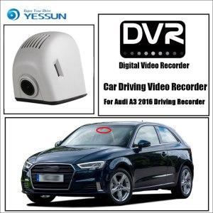 YESSUN for Audi A3 2016 Driving Recorder Car Wifi Dvr Mini Camera Novatek 96658 Full HD 1080P Car Dash Cam Video Recorder