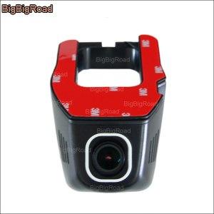 BigBigRoad For Ford ESCORT Car wifi DVR Video Recorder Hidden installation Novatek 96655 FHD 1080P Dash Cam