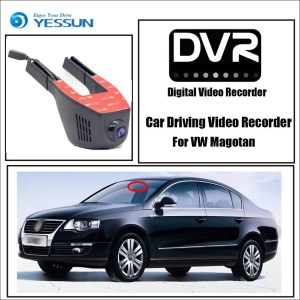 YESSUN for Volkswagen Magotan Car Driving Video Recorder Wifi DVR Mini Camera Novatek 96658 FHD 1080P Dash Cam Night Vision